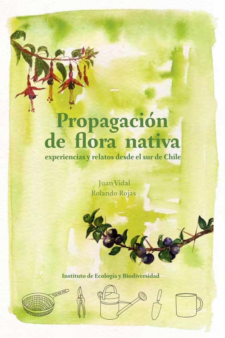 GUIA PARA LA PROPAGACION DE FLORA NATIVA DE CHILE. http://www.6sentidos.cl/material/guiaPropagacion.pdf BOSQUE NATIVO, ARBOLES NATIVOS CHILENOS, FLORA NATIVA CHILENA.