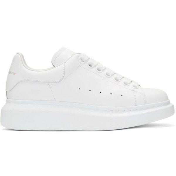 all white alexander mcqueen