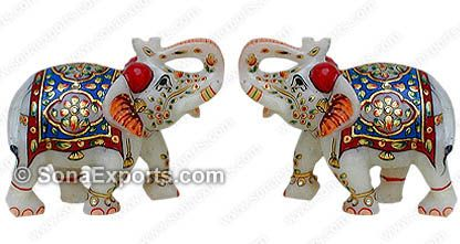 elephant diya decoration - Google Search