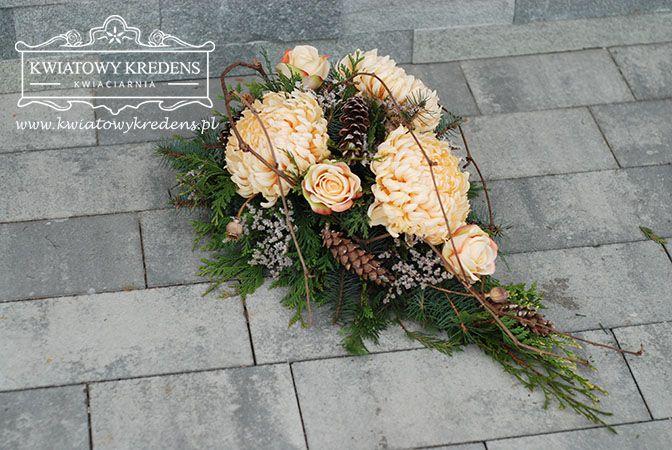 Florystyka nagrobna | Kwiatowy Kredens - Ewa Pamuła, Kwiaciarnia Ochojno