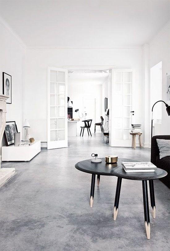 бетонный пол в квартире - Поиск в Google