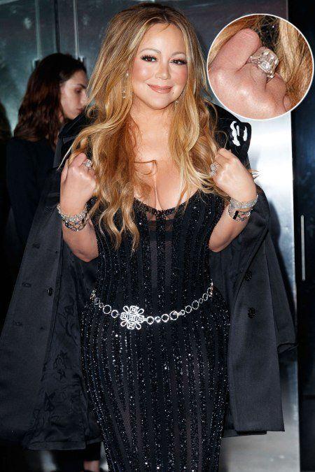 Los anillos de compromiso más caros de las celebridades.