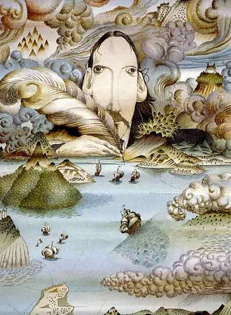 Robert Louis Stevenson [1850-1894] Se le conoce principalmente por ser el autor de algunas de las historias fantásticas y de aventuras más clásicas de la literatura juvenil, La isla del tesoro, la novela histórica La flecha negra y la popular novela de horror El extraño caso del doctor Jekyll y míster Hyde.