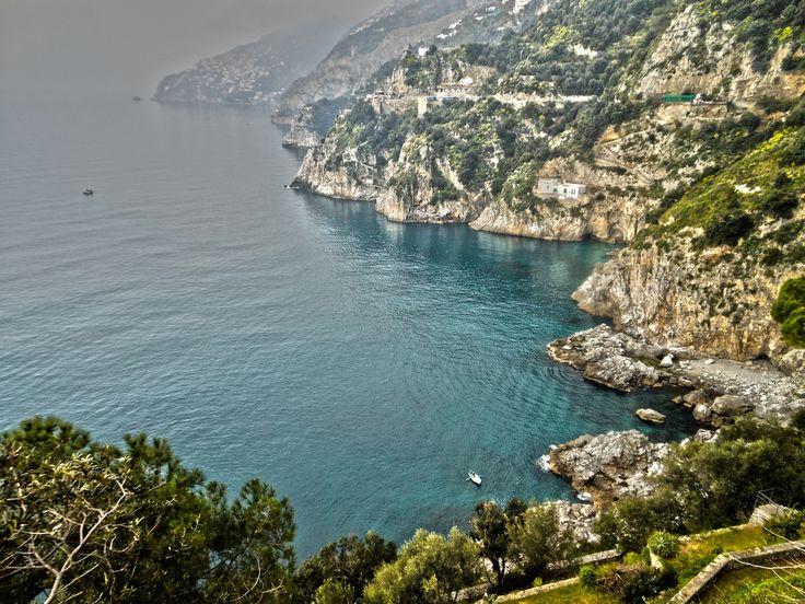 Costiera Amalfitana in avventura: Grotta dello Smeraldo