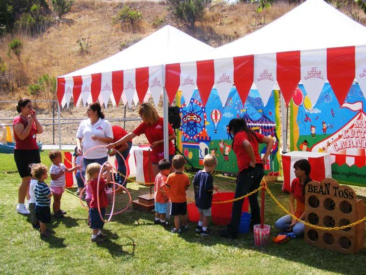 Carnival Ideas Party Schools | Carnival Booth Idea