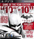 Batman: Arkham City - Game of the Year Edition - PlayStation 3, Multi