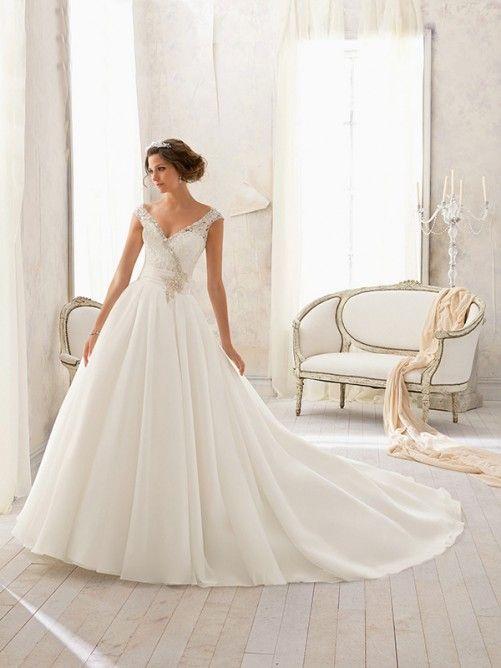 19 best Hochzeitskleider images on Pinterest | Homecoming dresses ...
