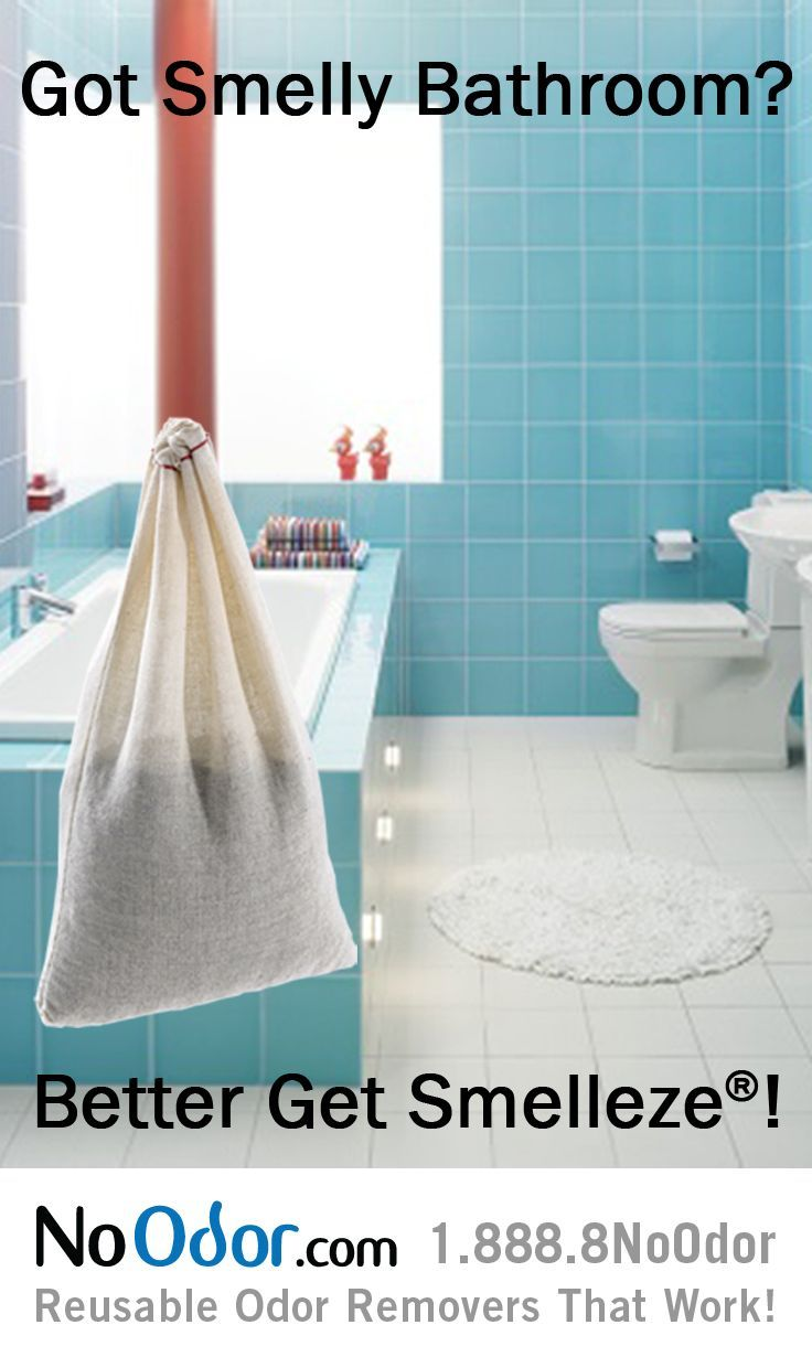 Smelleze® Reusable Bathroom Smell Eliminator Rids Bathroom Odor Without  Coverupu0027s. Itu0027s Reusable, Lasts