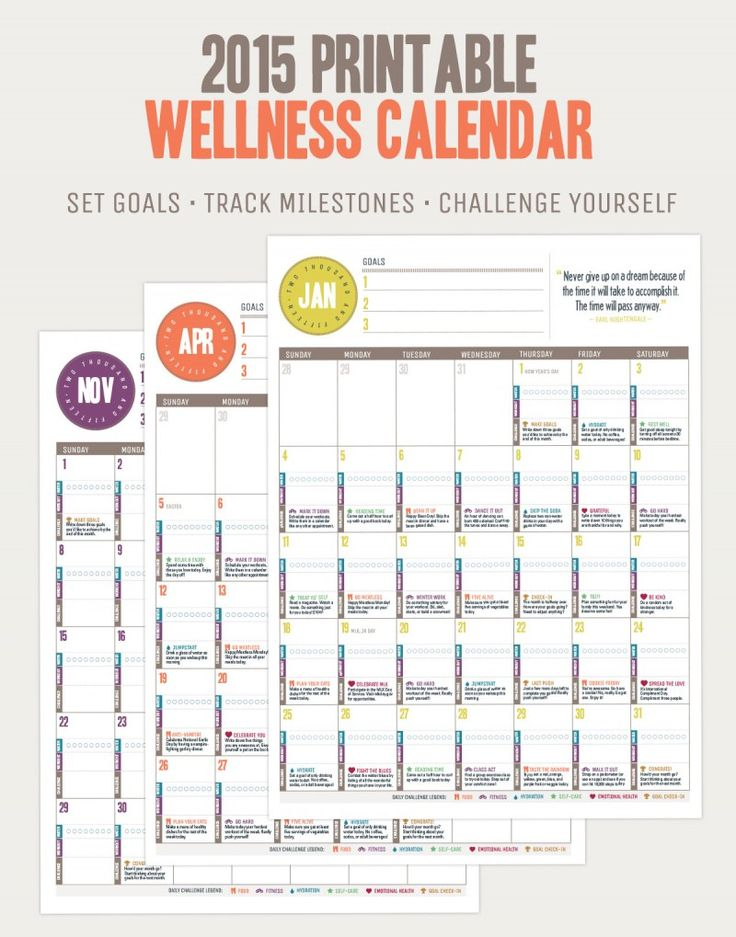 168 best Fitness- Workout Calendars images on Pinterest - workout calendar template