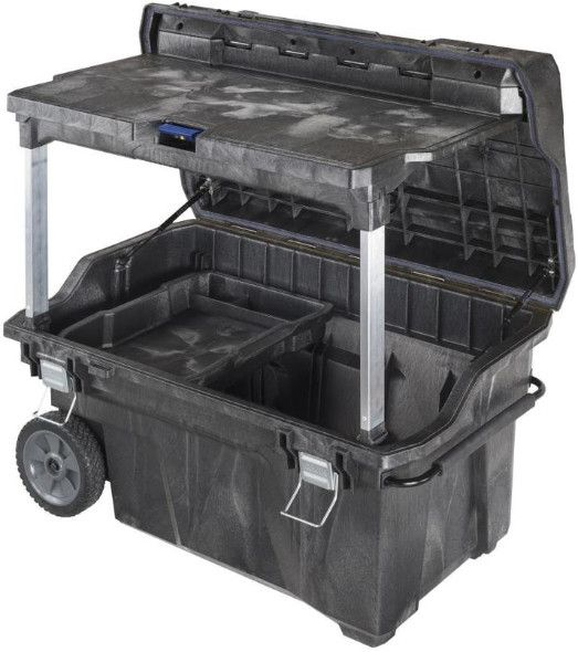 Irwin Mobile Command Center Wheeled Tool Box In 2019