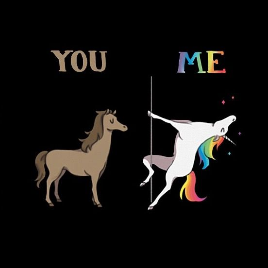 I am LIMITED EDITION!!!!!! #unicorn #enfp #In.a.world.of.my.own