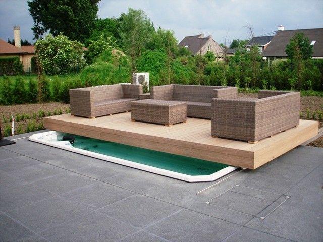 25 beste idee n over geprefabriceerde huis op pinterest for Houten zwembad bouwen