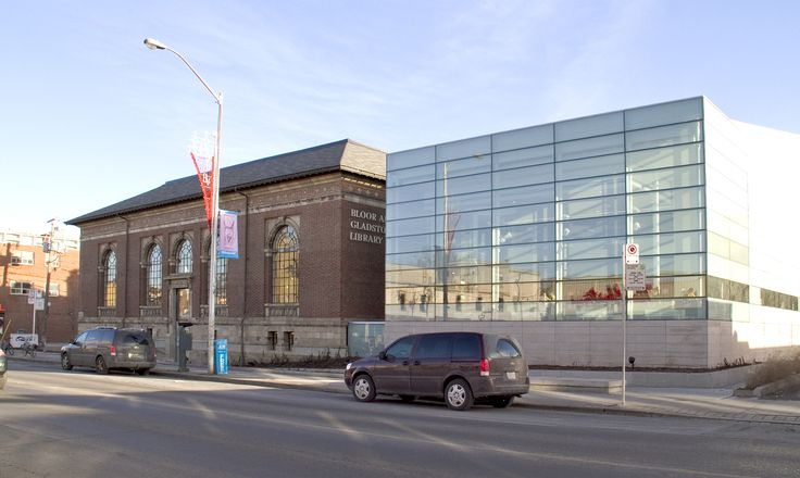 Bloor Gladstone Branch. Winner of a 2010 international architecture award handed out by the Chicago Athenaeum: Museum of Architecture and Design and the European Centre for Architecture ... Winner of OLA Library Building Award. Honourable mention for the 2010 William Greer Architectural Conservation & Craftsmanship Award handed out by Toronto Heritage. 2010 Gold award winner handed out by the Design Exchange. 2010 Winner of Best of Canada Award handed out by Canadian Interiors magazine.