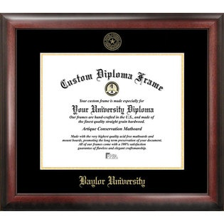 Campus Images -Baylor University Gold Embossed Diploma Frame $155.00: Museums Quality, Finest Museums, Matboard Materials, Graduation Gifts, College Diploma, Univ Diploma, Embossing Seals, Colleges Diploma, Diploma Frames