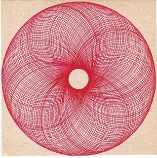 Spirograph - this is what you were told you could achieve, and explains why I was always so frustrated with it!
