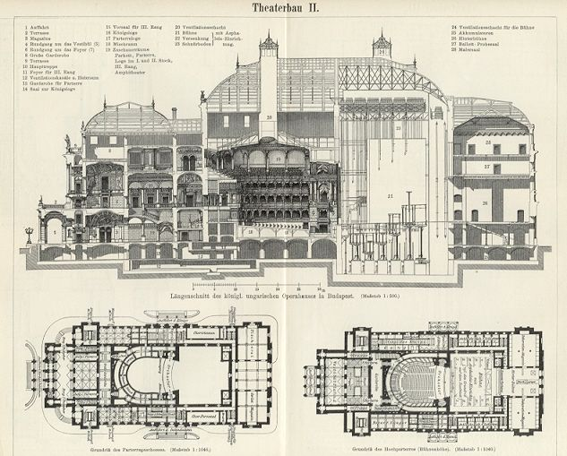 Awe Inspiring Old Architectural Floor Plans Floor Plans The Hungarian State Largest Home Design Picture Inspirations Pitcheantrous