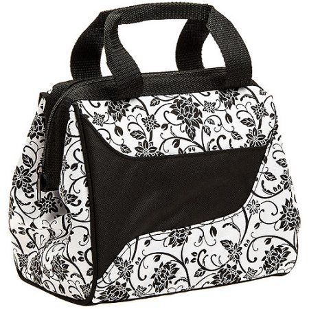 Lunch bag https://www.walmart.com/ip/Fit-and-Fresh-Downtown-Designer-Lunch-Bag-in-Zebra-with-Ice/37884815