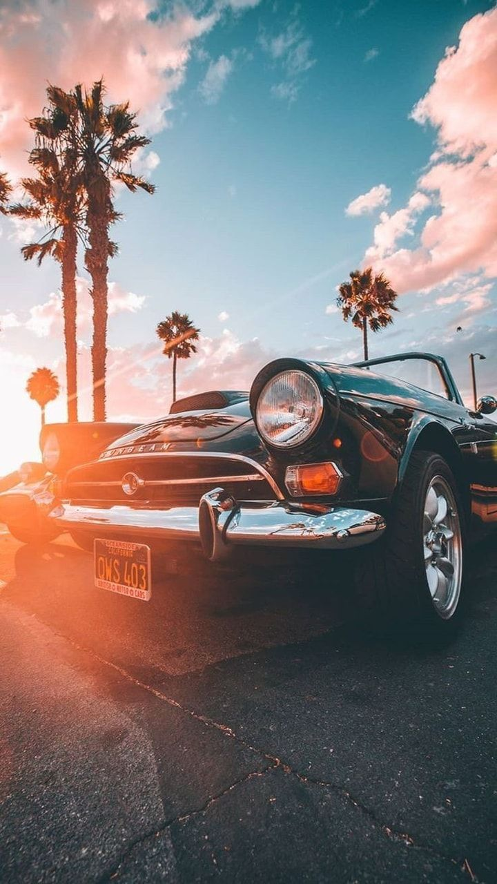 Image Discovered By Clara Find Images And Videos About Summer Vintage And Aesthetic On We Heart It The App To Best Luxury Cars Vintage Cars Car Wallpapers