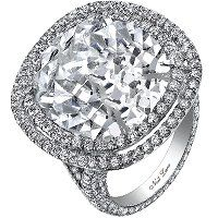 Bridal: Jennifer Aniston, Angelina Jolie, and Other Stars Inspire Engagement Ring Envy   JCK