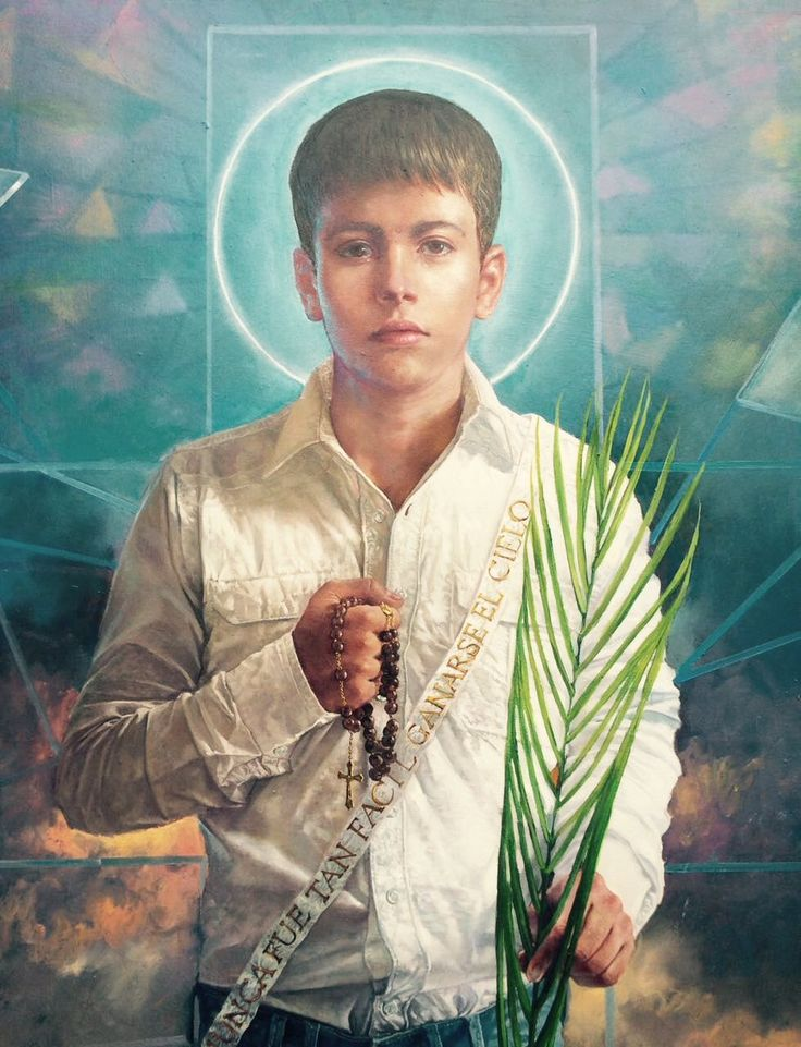 Soon to be St. Jose Sanchez del Rio