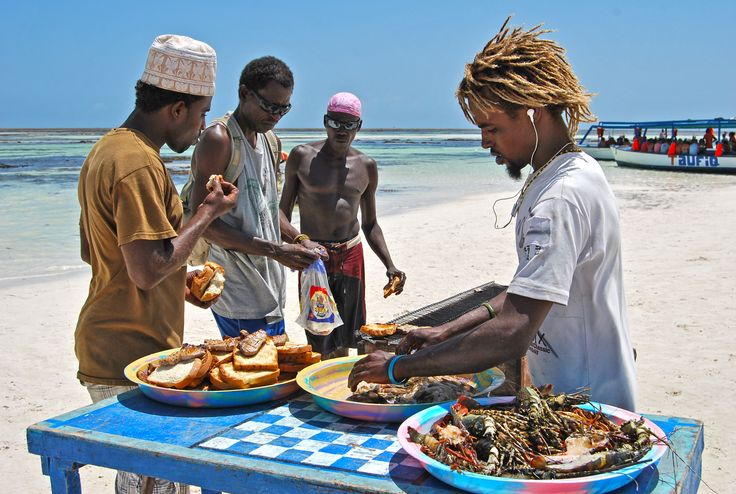 Pranzo al Parco Marino Malindi, #Kenya: http://blog.100days.it/cucina-kenyota/