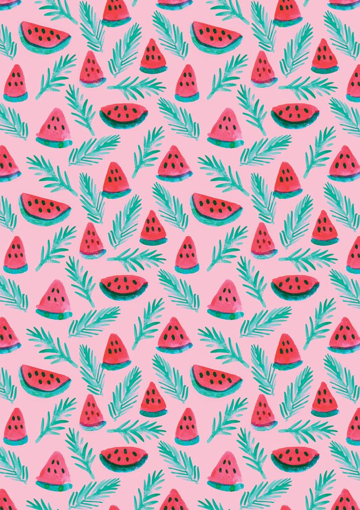 Emily Nelson - Watermelons