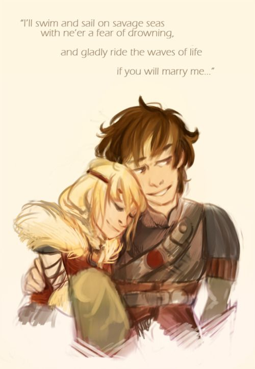 Fanart feels hiccup astrid hiccstrid how to train your dragon 2 httyd2