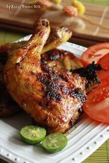 allez-cuisine-luciebreton: AYAM BAKAR PONTIANAK