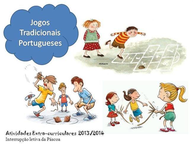 Jogos Tradicionais Portugueses - authorSTREAM Presentation