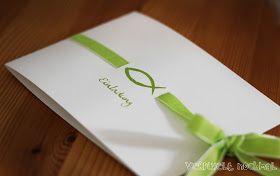 Einladungskarten Kommunion, Hochzeit, Dankeskarten…