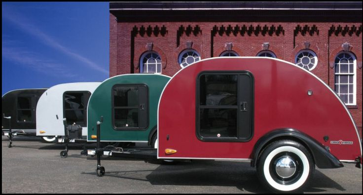 Small Camper Trailers | popup camper for rent small travel trailer little guy trailers bandit ...