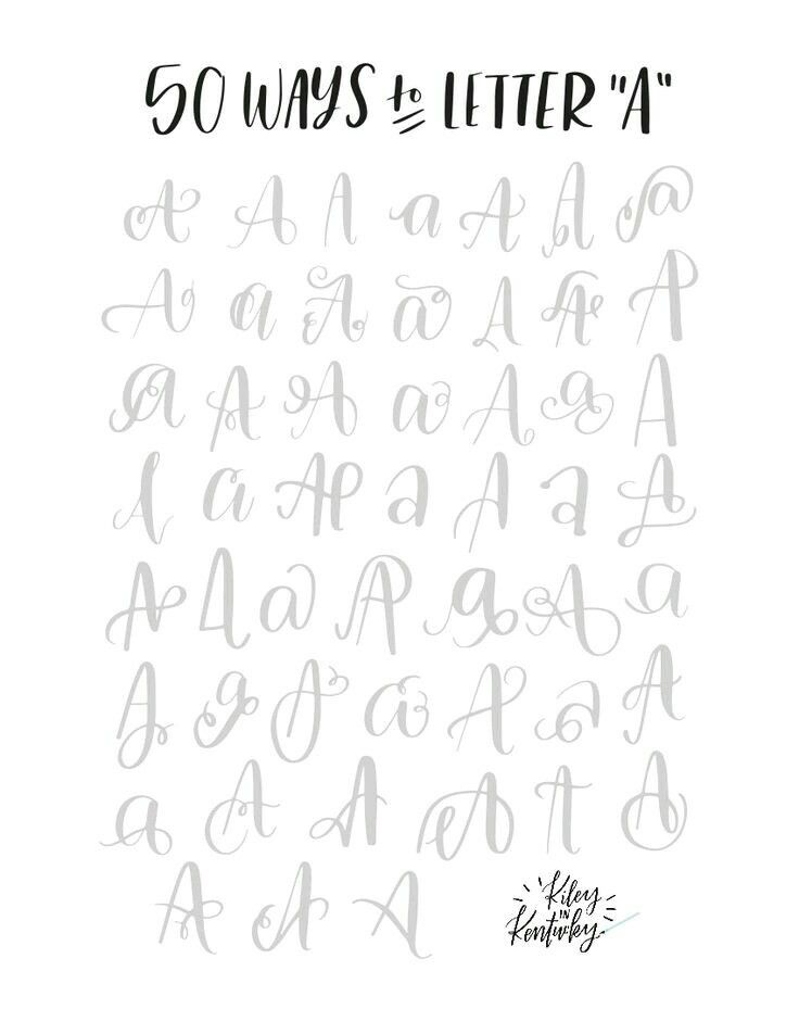 43 best Typography images on Pinterest Sew, Calligraphy and Drawings - copy purely block style letter format