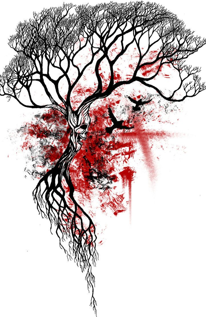 Skulltree by El-Be on @DeviantArt