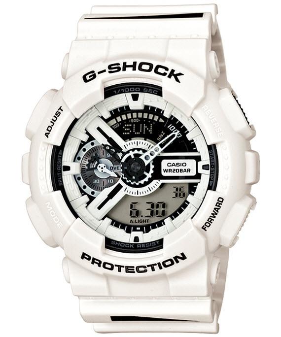 Maharishi x Casio G Shock GA 110 Watch