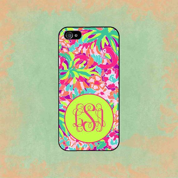 8 best lilly monogram cases images on pinterest