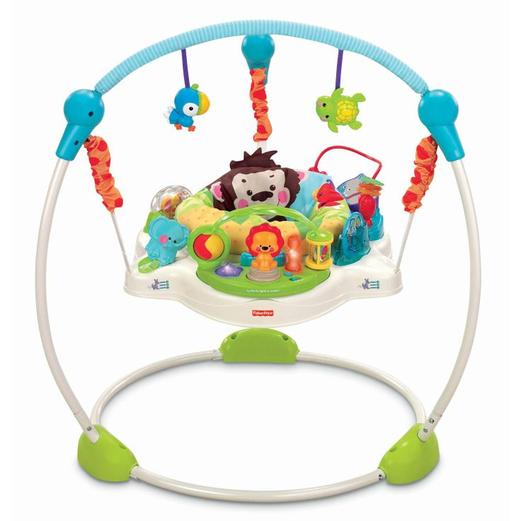 Fisher Price Precious Planet Blue Sky Jumperoo Ben Loves This Thing