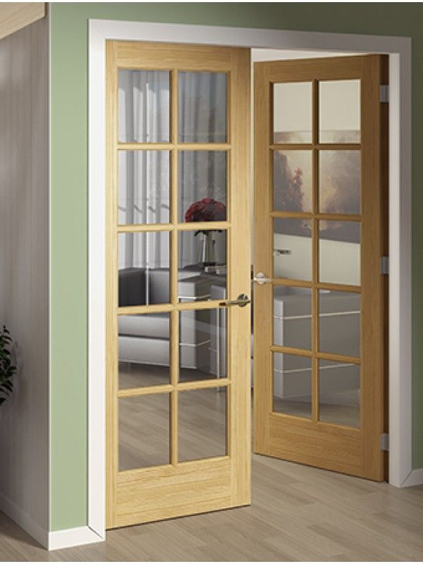 Best 25 internal french doors ideas on pinterest - Modern solid wood interior doors ...