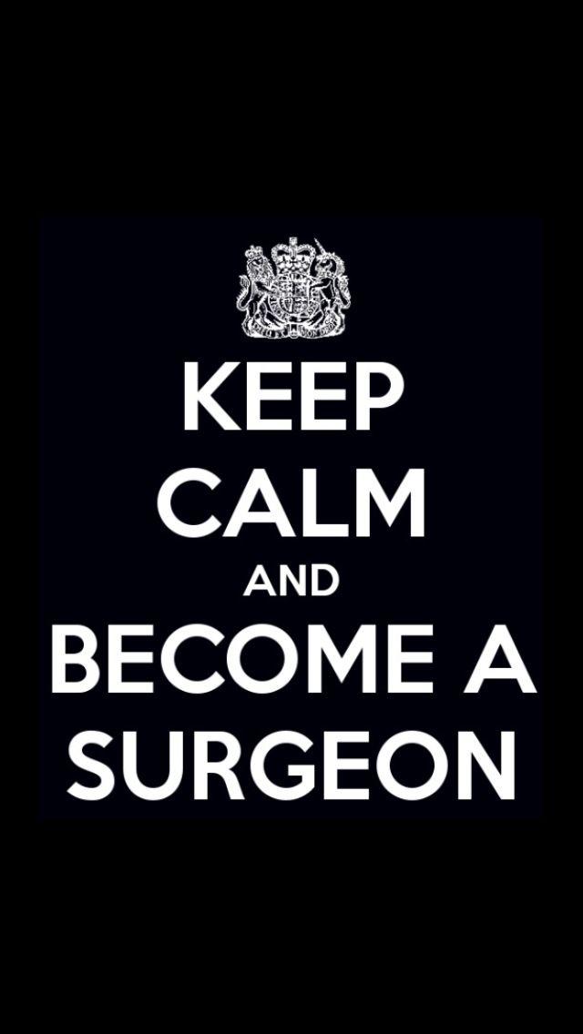 Je vais devenir un chirurgien cardiovasculaire aprés mes annee de université et école médicaux. JE VAIS.......