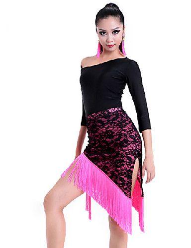[79.99] Danse latine Tenue Femme Utilisation Rayonne