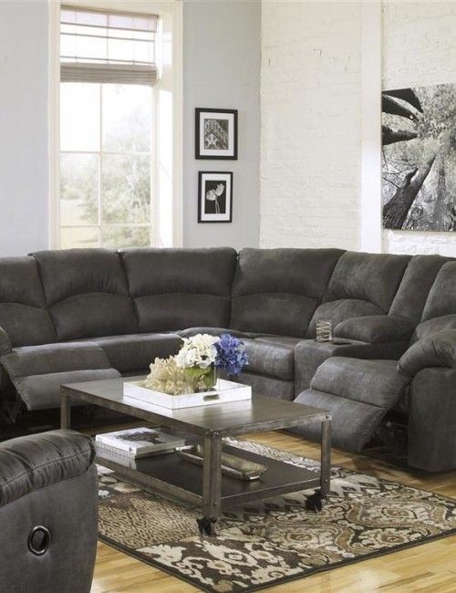 17 Best Ideas About Gray Sectional Sofas On Pinterest Living Room