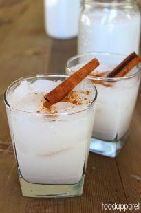 Easy Horchata Recipe   Food Apparel