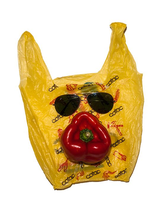 Smiles #pepper #yellow #sunglasses Prints for sale, more at www.marxal.net