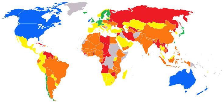 Index of Economic Freedom   The Heritage Foundation