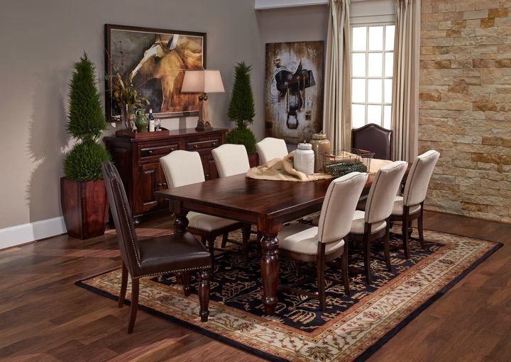 Gallery Mango Americana Dining Room A Beautiful Solid Wood Collection That Will Brighten Up Your Space With Elegance