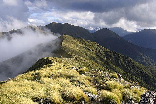 Tararua Ranges, Wairarapa, New Zealand