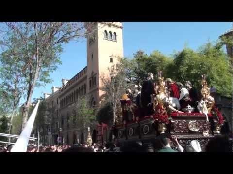 Momentos de la Semana Santa de Sevilla