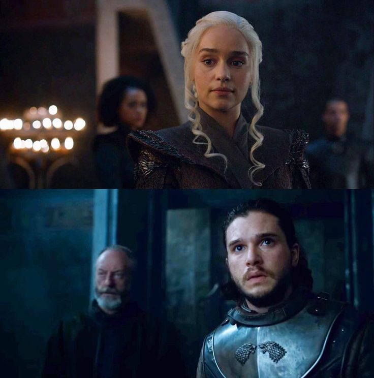 The Prince and Princess that was promised. #GameOfThrones. S7E3