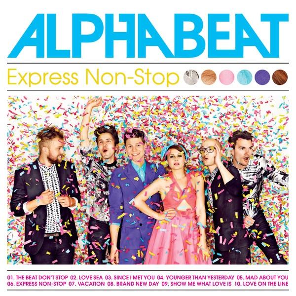 Express Non-Stop — Alphabeat