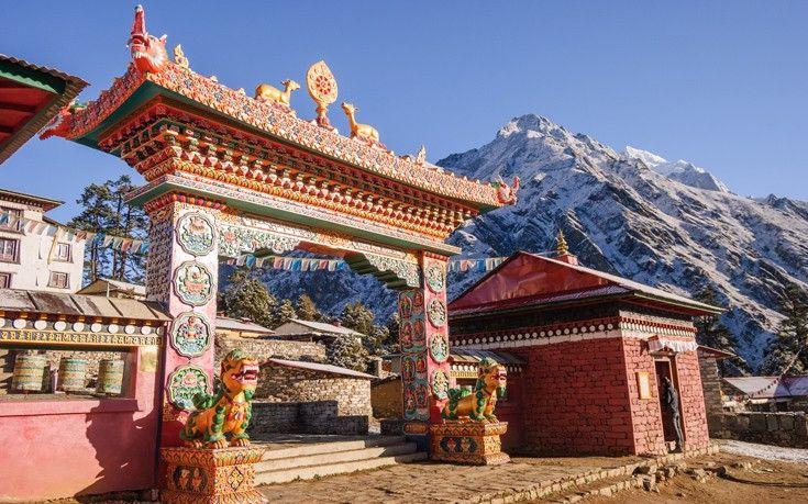 Ο μυστικισμός της ανατολίτικης φιλοσοφίας στο Νεπάλ | Newsbeast