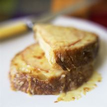 This traditional Croque Monsieur recipe makes a basic French, hot ham and cheese sandwich. This is the original, early 1900's version.